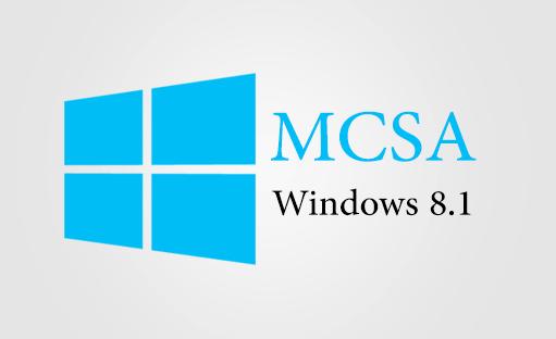 آموزش MCSA Windows 8.1