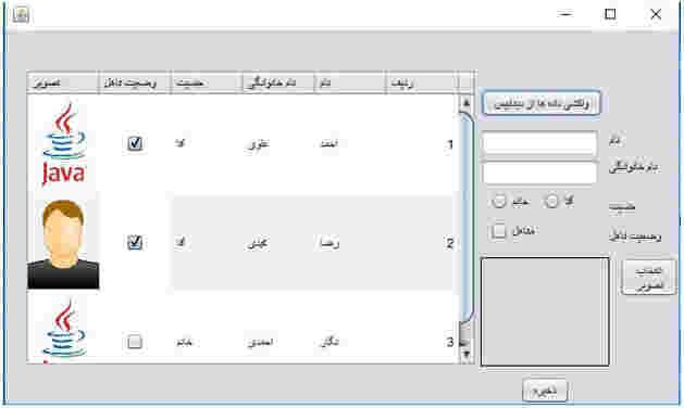 آموزش پروژه محور جاوا , آموزش تصویری برنامه نویسی جاوا , فیلم آموزش برنامه نویسی جاوا , آموزش جاوا به زبان ساده , آموزش جاوا