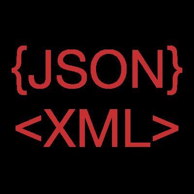 ویژوال استودیو , الحاق JSON و XML , json , xml