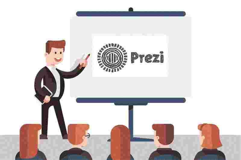 آموزش پرزی , آموزش Prezi , آموزش ساخت اسلاید حرفهای , نرم افزار پرزی
