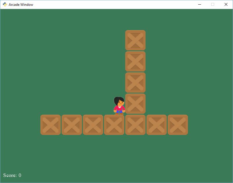 ساخت یک بازی 2D با پایتون و کتابخانه آرکاید