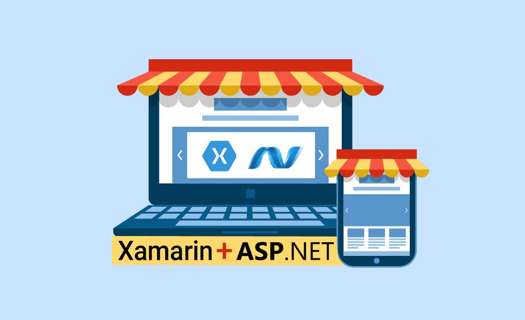 آموزش ساخت فروشگاه با ASP MVC و طراحی اپ موبایل با Xamarin – شامل 16 بخش
