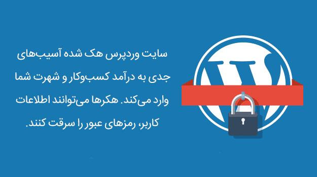 آموزش جامع و گامبهگام امنیت وردپرس , wordpress,وردپرس,امنیت,برنامه نویسی ,افزونهها, هکرها ,بدافزارها,محافظت,آسیبپذیری