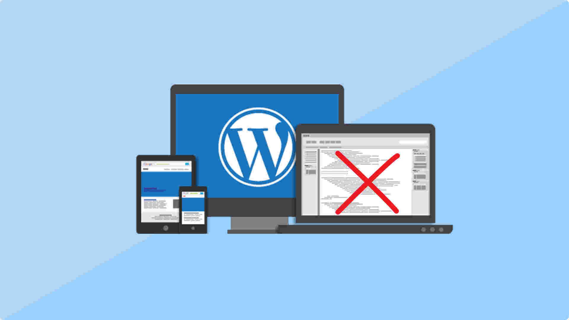 آموزش طراحی سایت بدون کد نویسی با وردپرس