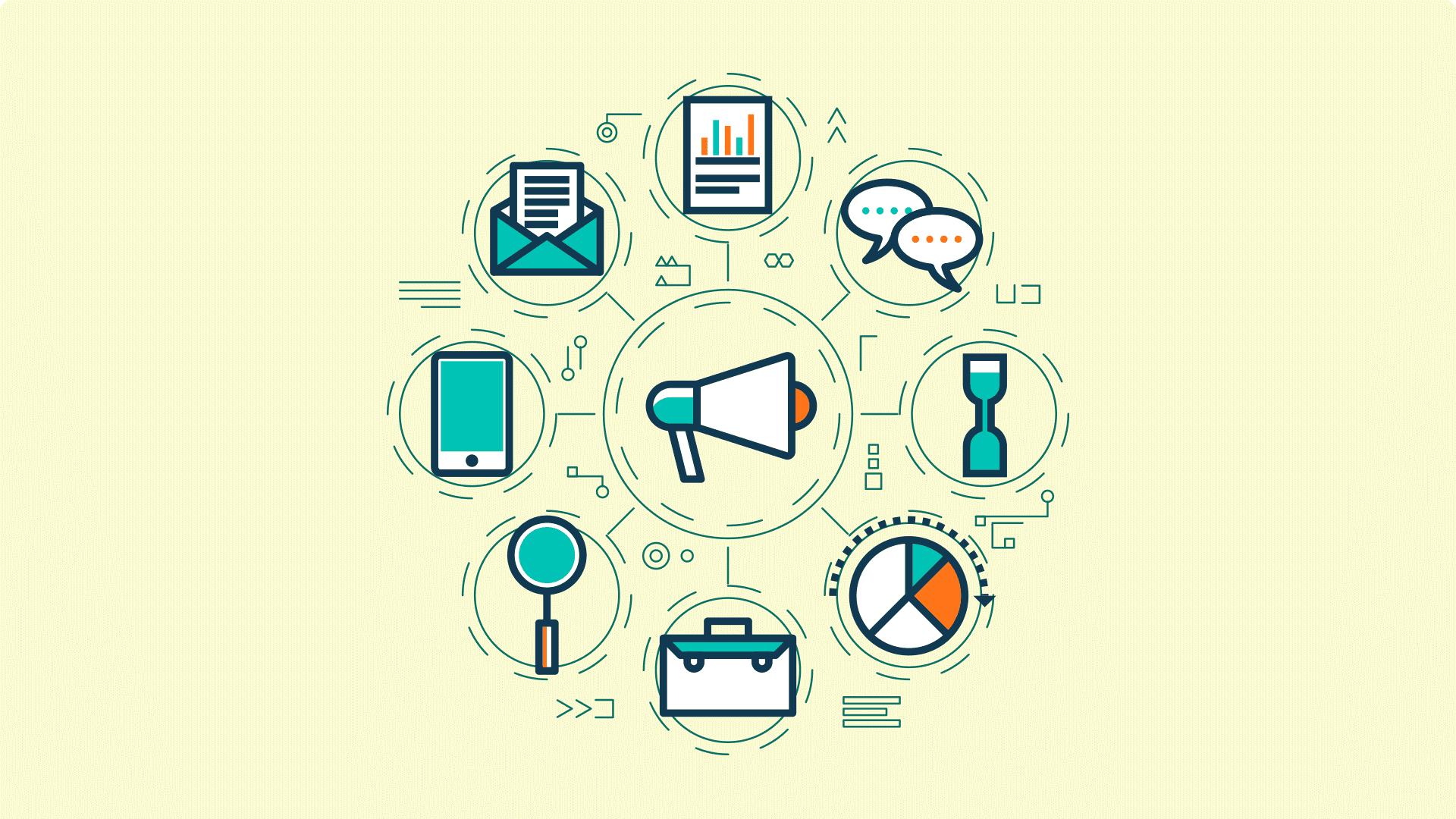 آموزش مقدماتی بازاریابی اینترنتی