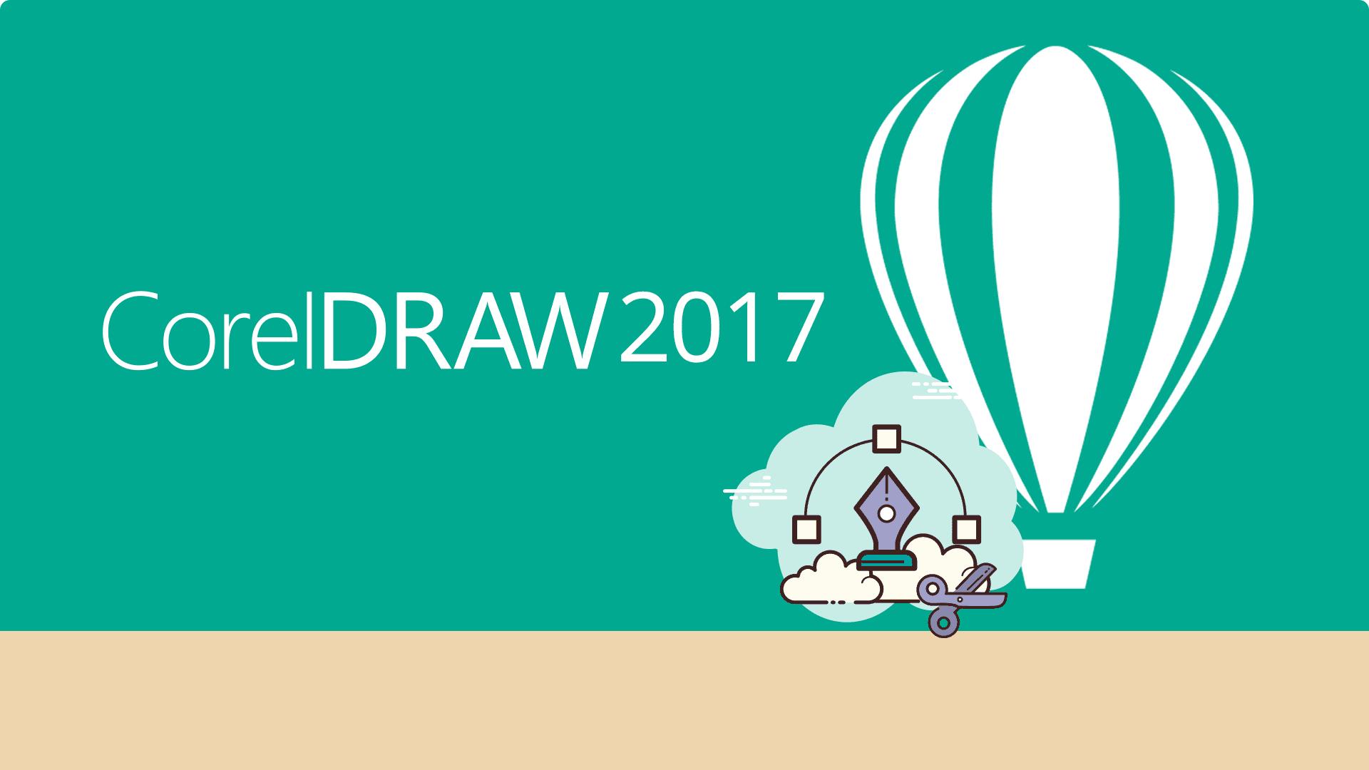 دوره آموزش نرم افزار Corel DRAW 2017