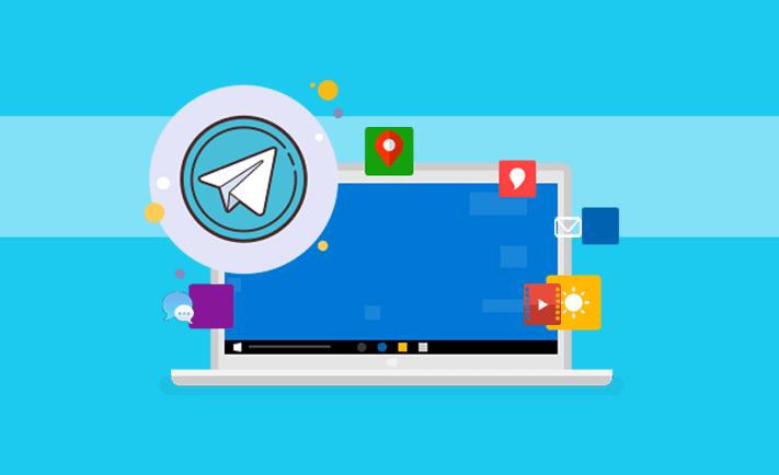 دوره آموزش ساخت شبکه اجتماعی مشابه تلگرام تحت ویندوز