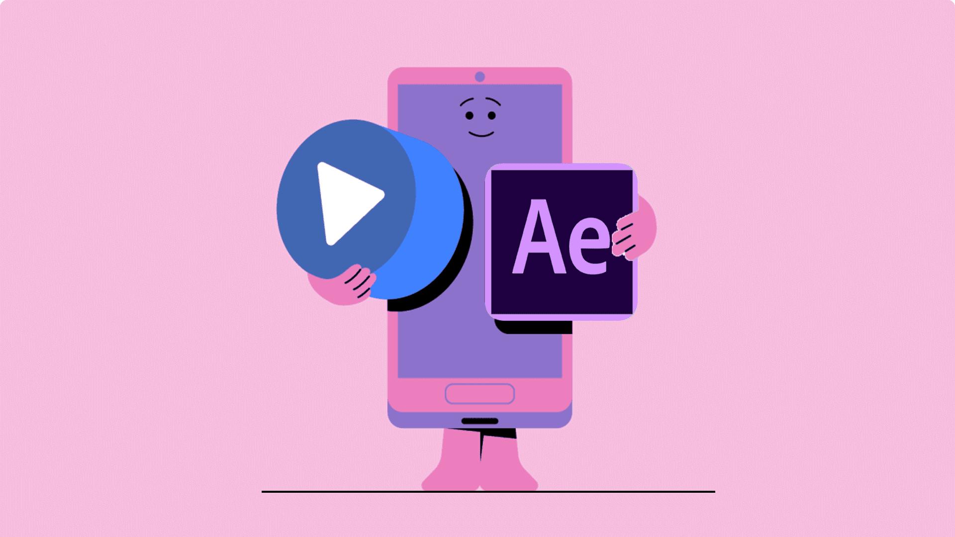 آموزش انیمیشن سازی با افتر افکت – صفر تا صد و پروژه محور