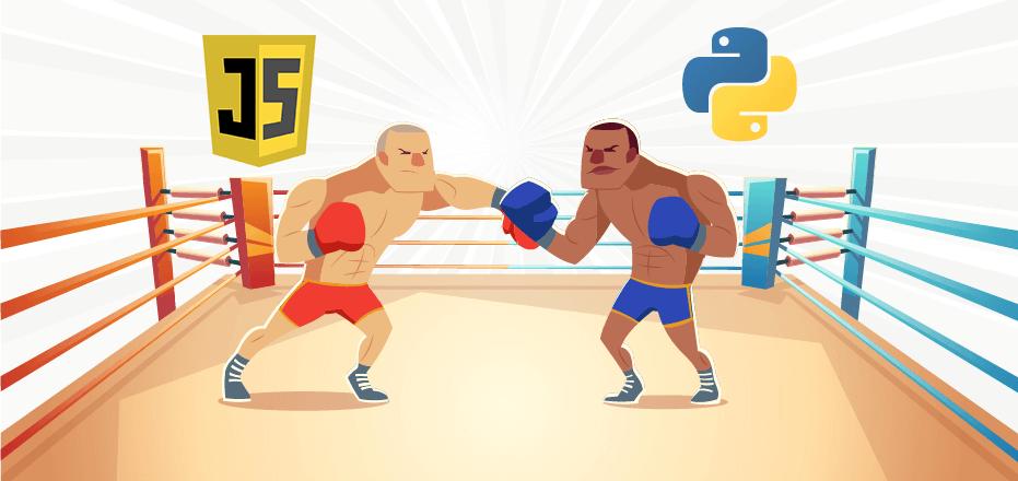 نبرد پایتون و جاوا اسکریپت در علوم داده یا داده کاوی