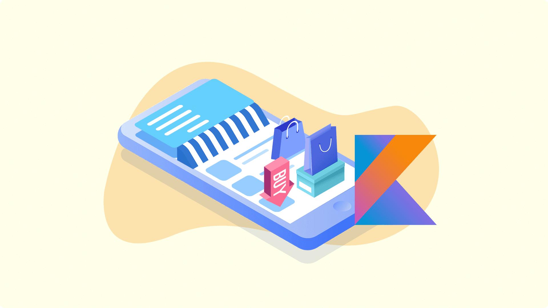 آموزش پروژه محور کاتلین در قالب پیاده سازی نرم افزار فروشگاهی با MVP