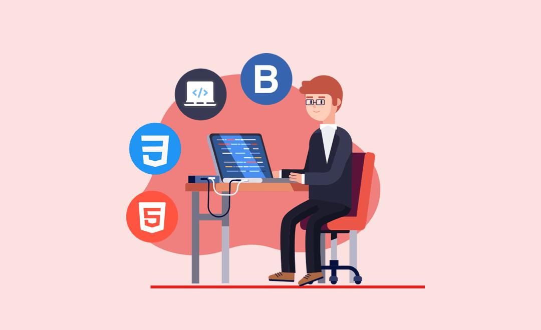 دوره جامع برنامه نویسی فرانت اند (HTML و CSS و Bootstrap)