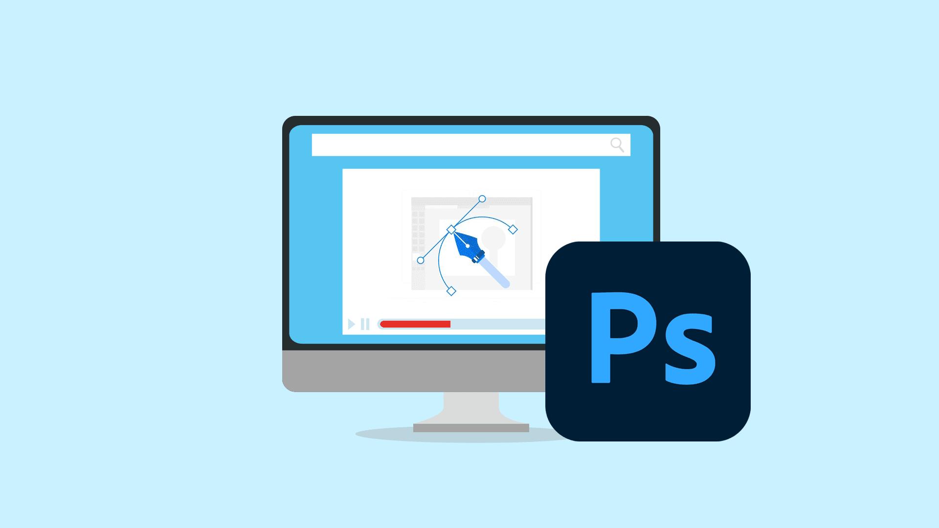 آموزش فتوشاپ Photoshop – پیشرفته و پروژه محور