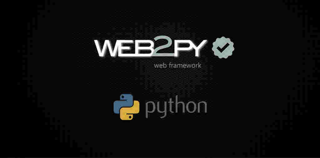 فریم ورکهای web2py پایتون