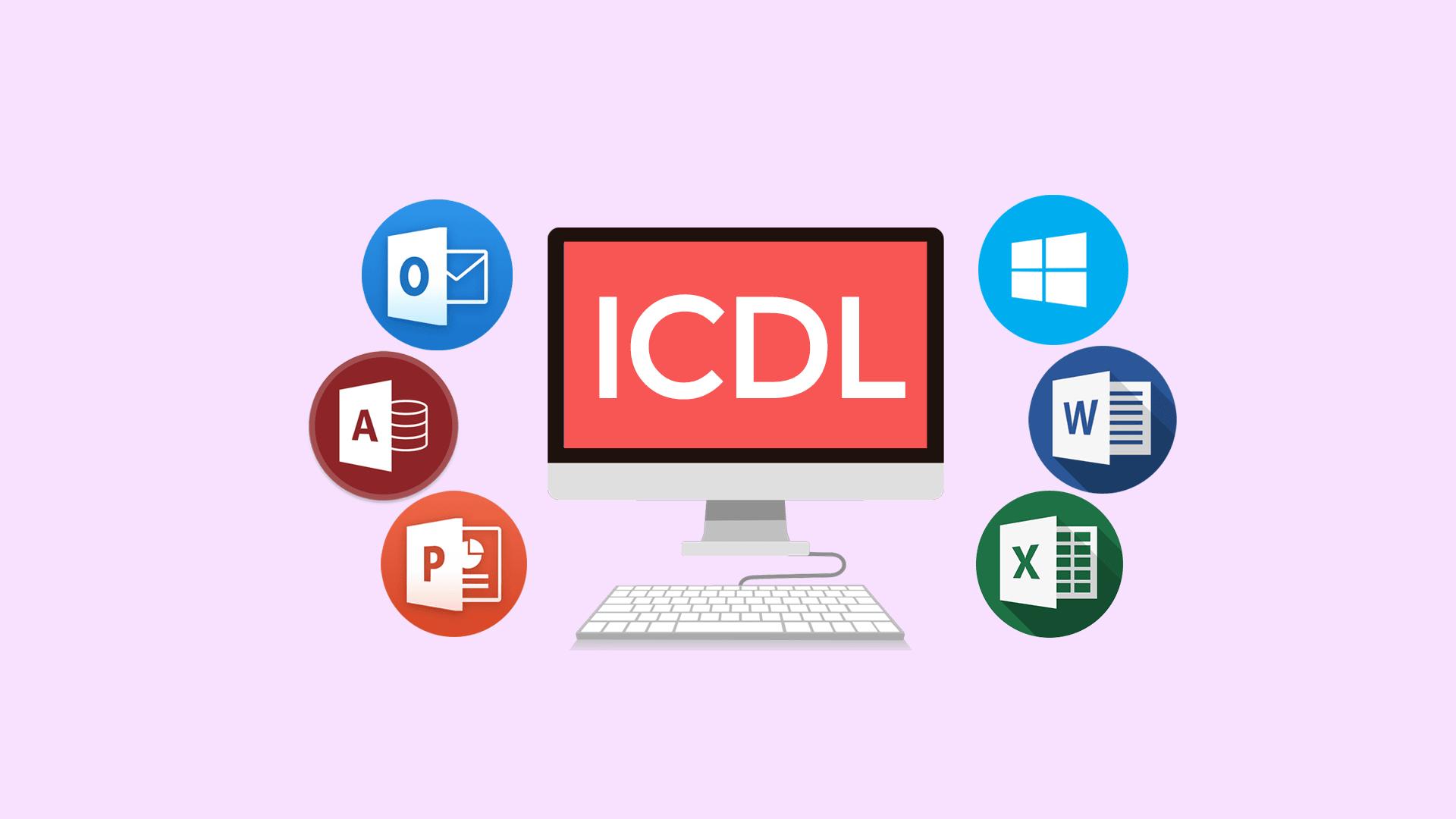 حل 260 سوال ICDL ( ویژه داوطلبان آزمون استخدامی )