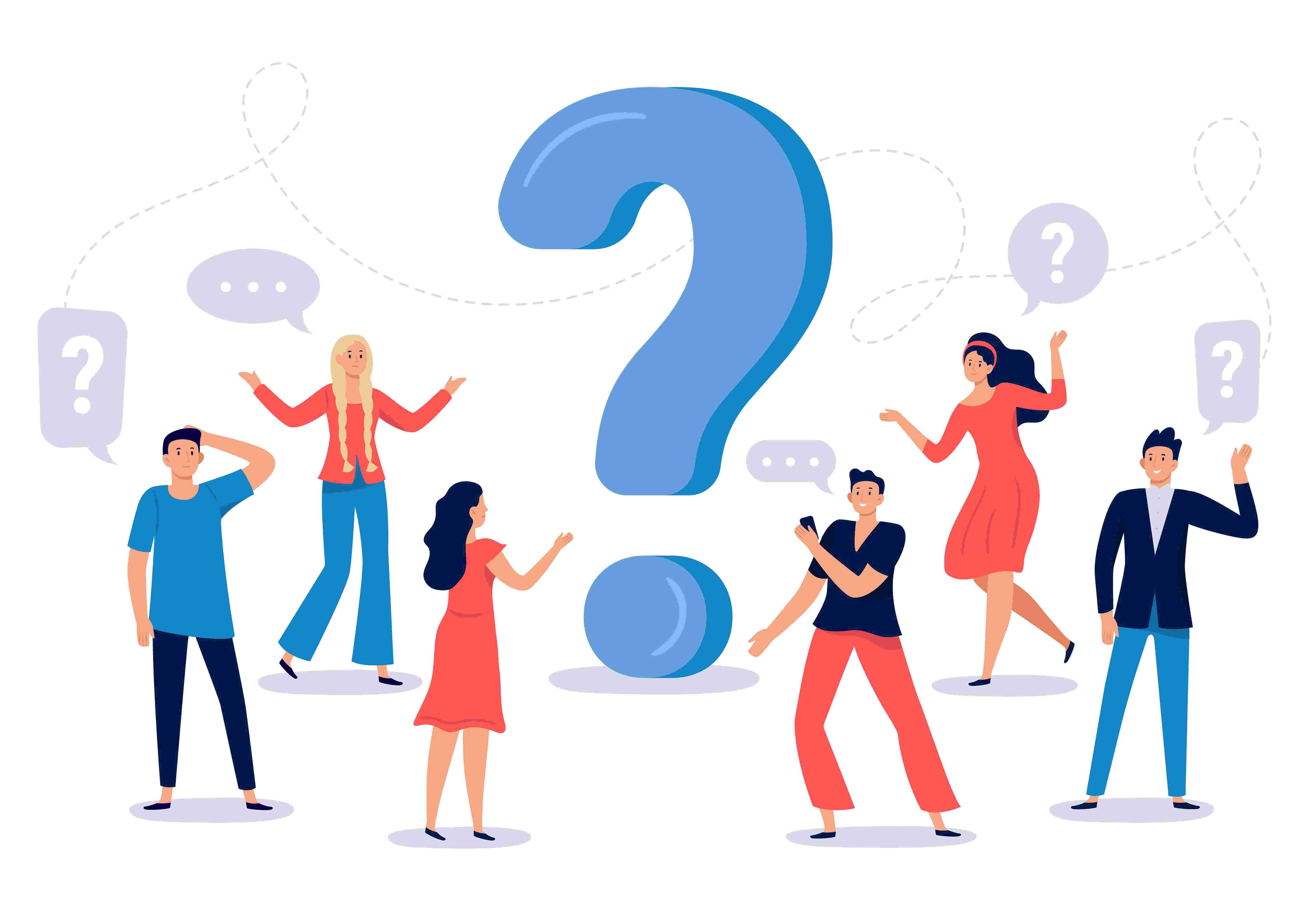 سوالات متداول سامانه آموزش مجازی