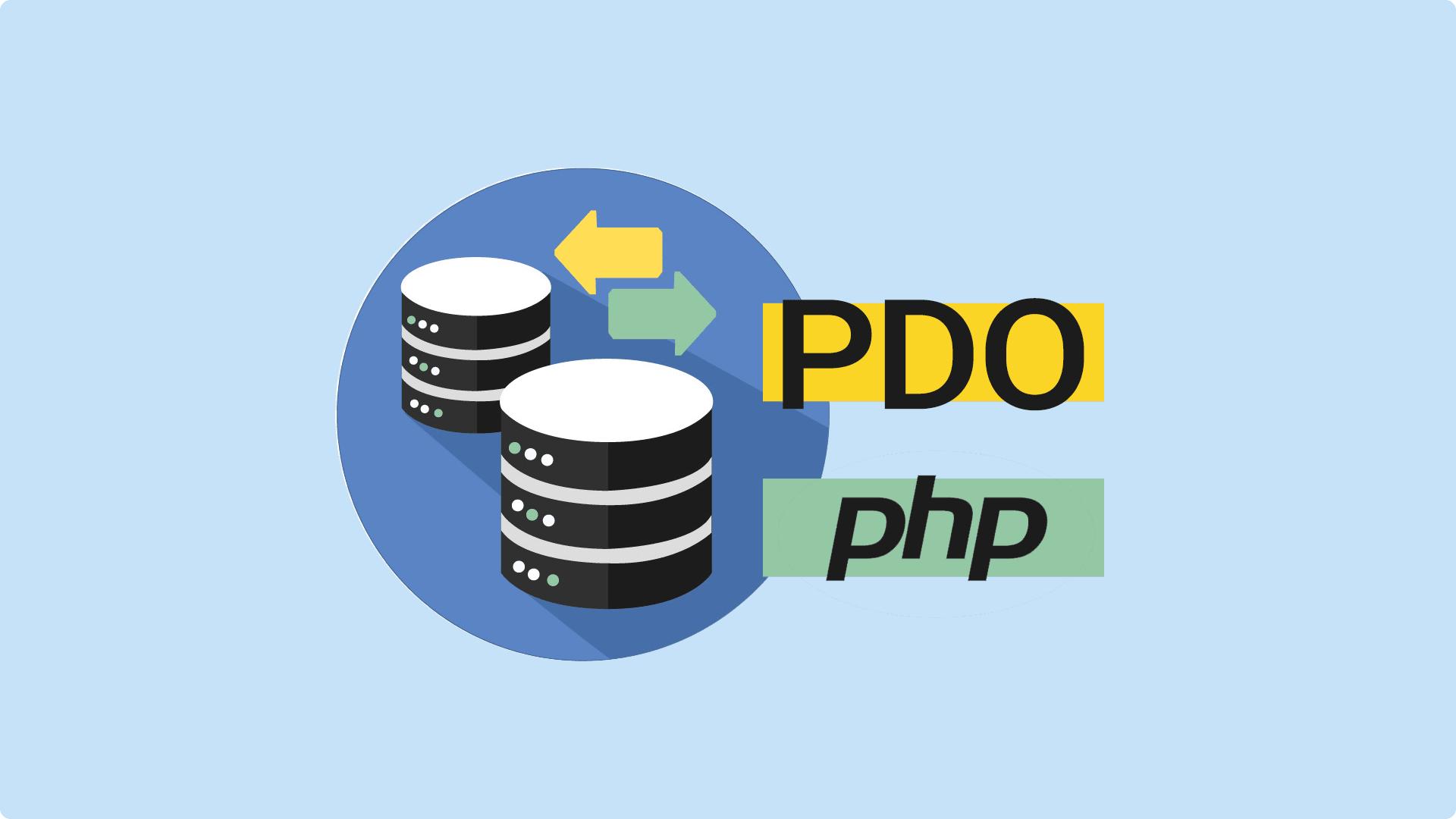 آموزش PDO – اتصال به دیتابیس در Php با PDO