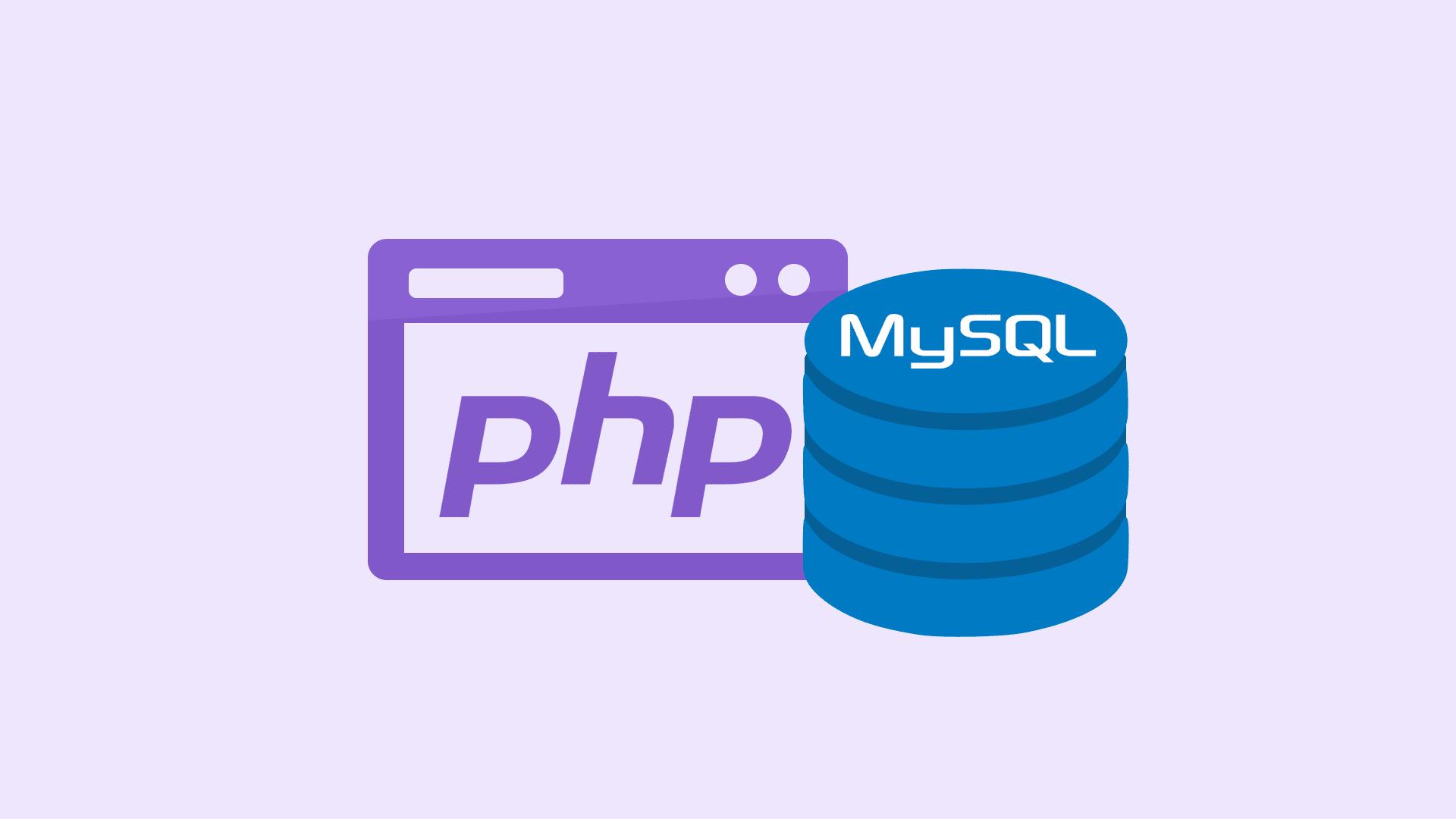 آموزش MySQL در Php