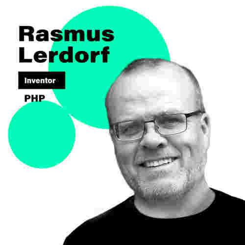 rasmus lerdorf سازنده PHP