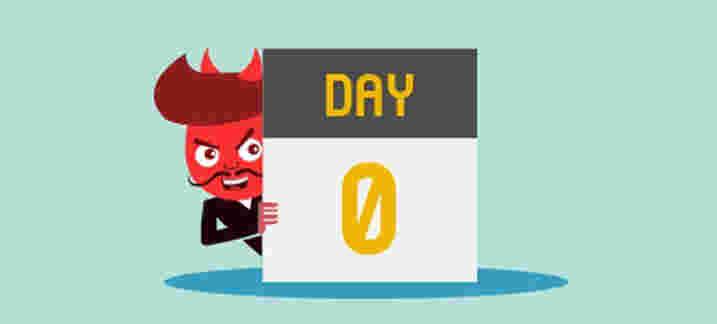 حمله روز صفر یا Zero-day Attack
