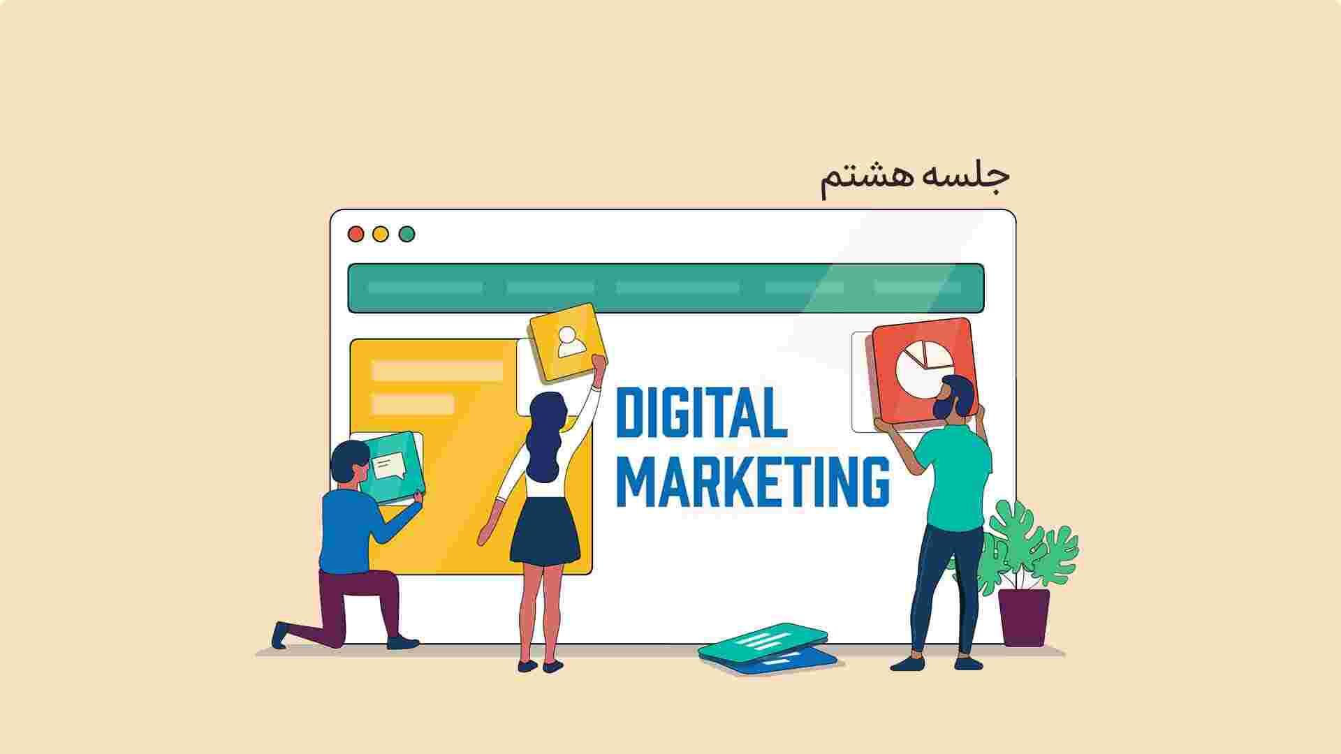 جلسه هشتم نسل جدید کسب و کار اینترنتی –  Activation در دیجیتال مارکتینگ