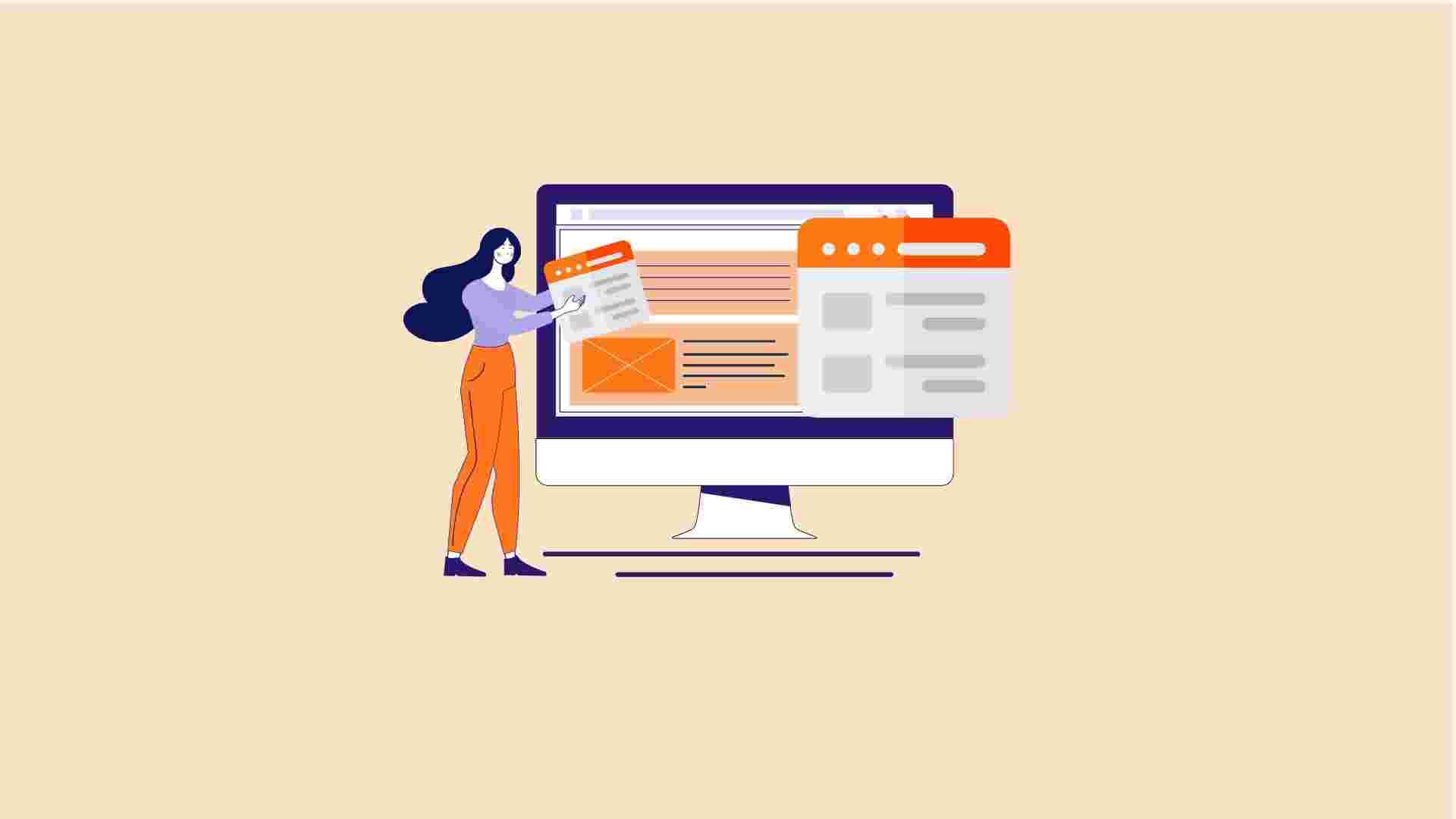 آموزش ساخت منوی کشویی با html و css
