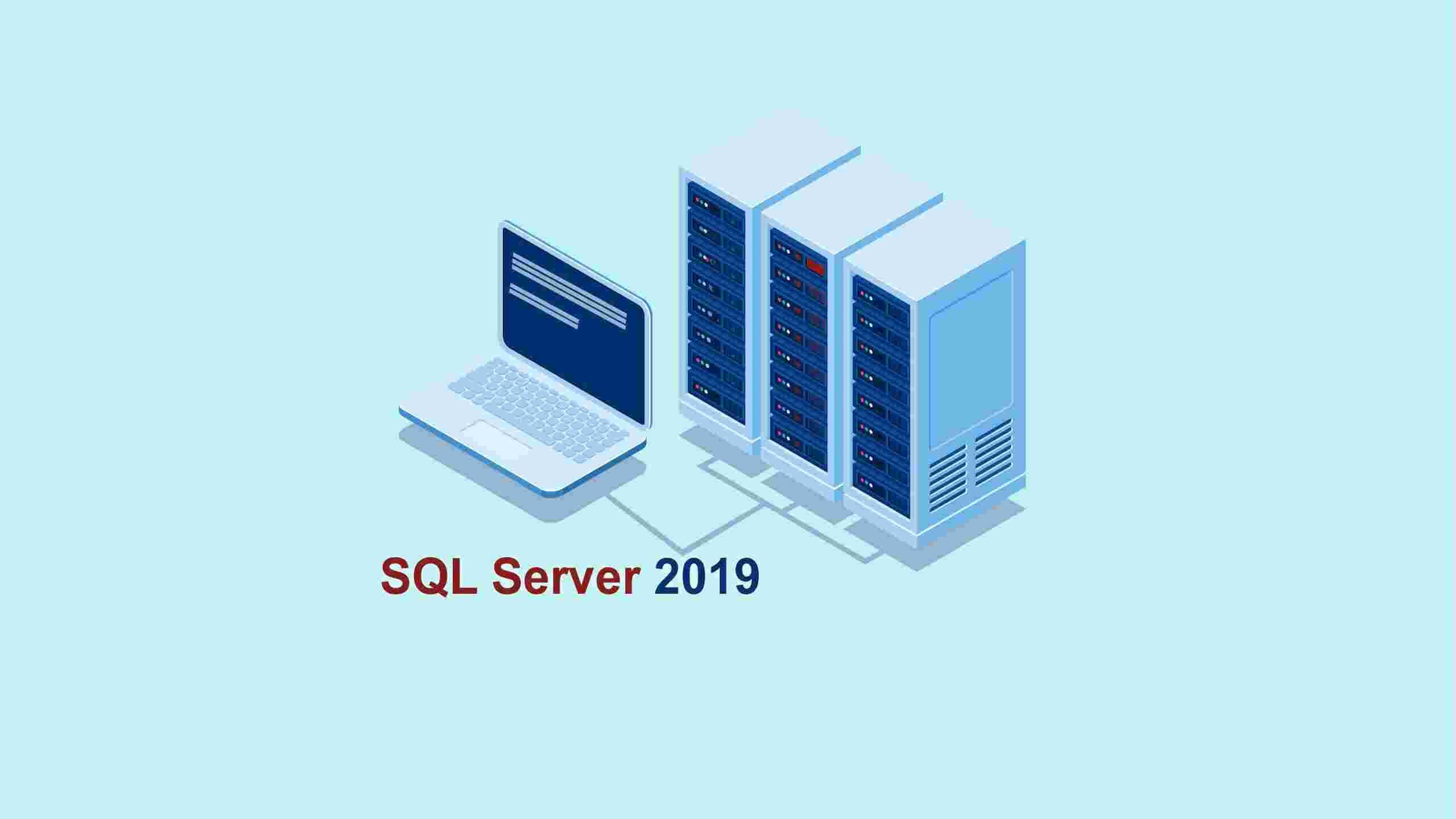 آموزش SQL Server 2019 مقدماتی تا پیشرفته