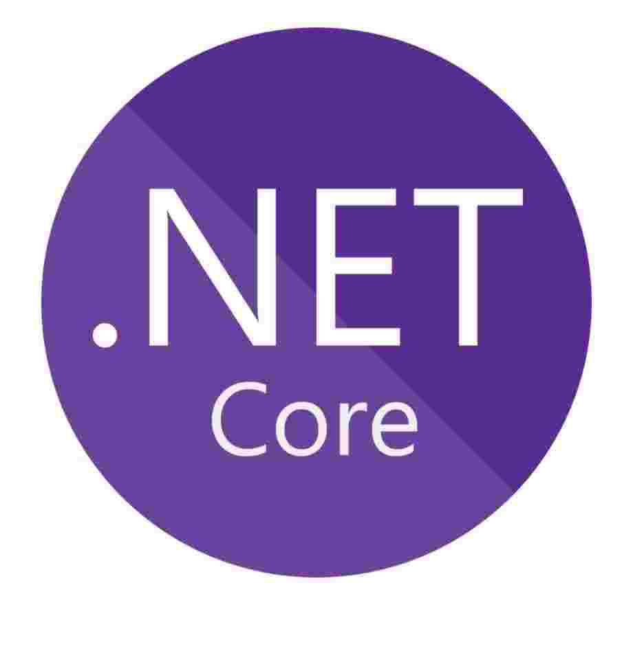 لوگو NET Core