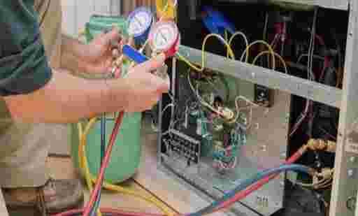 آموزش شارژ گاز یخچال
