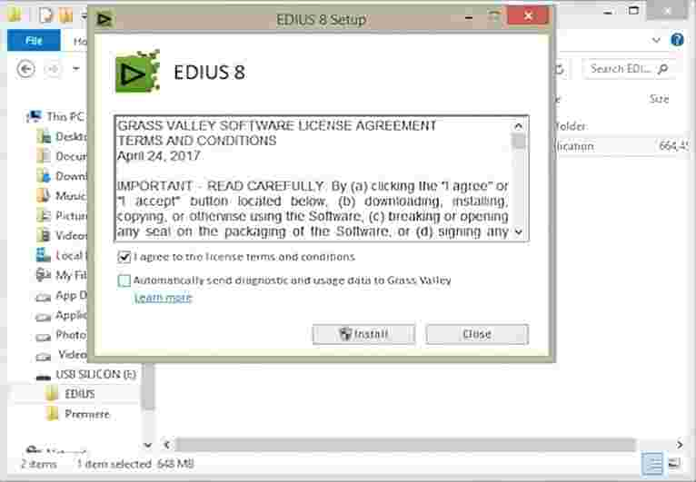 مرحله دوم آموزش تصویری نصب ادیوس